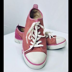 Pink UGG Evera Australia Sneakers Size 8